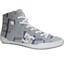 Basket DCshoes CHELSEA Z HSE WOMENS Armor white