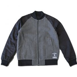 Veste DC GUDGEON Jacket heather black