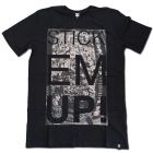 T Shirt DC Shoes SODA Black