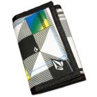 Portefeuille VOLCOM FULL STONE CLOTH WALLET white combo