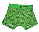 Boxer Moskova MK1S handwriting 2 Green enfant