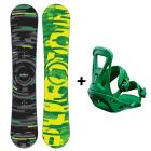 Pack de snow Burton CLASH  55 et FREESTYLE spruce M