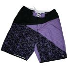 Boardshort DC shoes QUAD ANGLE purple