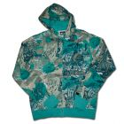 Gilet DC shoes  BRUSH Turk blue