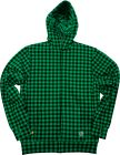 Gilet Special Blend RERUN  CREW green Buffalo Plaid
