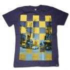 Tee shirt DC shoes KILDA Purple