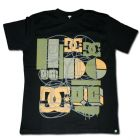 T shirt DC shoes TIKS Black