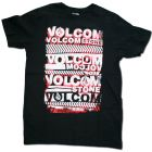 T-shirt VOLCOM REP CROSS SS BASIC Black